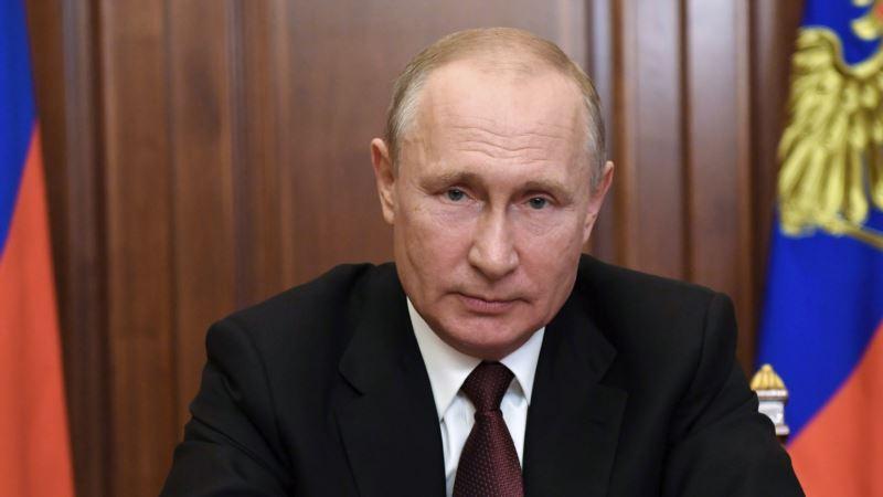 Десять заяв Путіна про Україну та українців