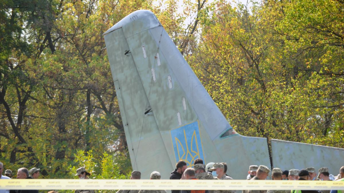 Комісія встановила причини авіакатастрофи «Ан-26» – Уруський