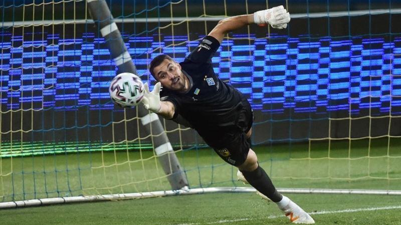 Ліга націй: українець Бущан зробив найбільше сейвів серед усіх воротарів турніру