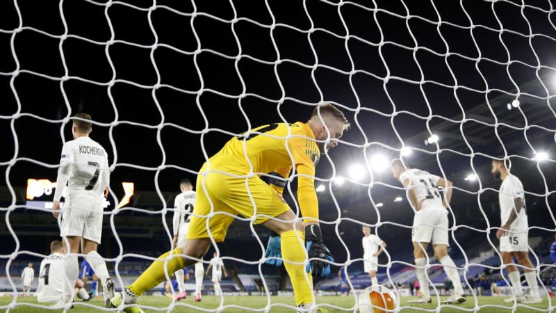 «Ліга Європи»: «Зоря» програла «Лестеру» з рахунком 3:0
