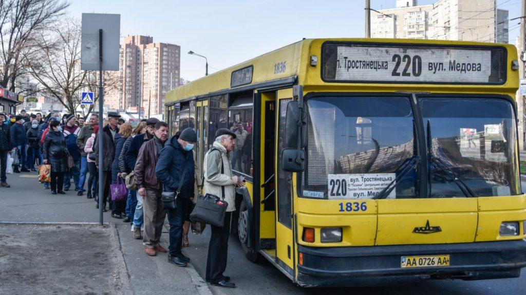 Мінекономіки розкритикувало київську владу за закупівлі білоруських автобусів