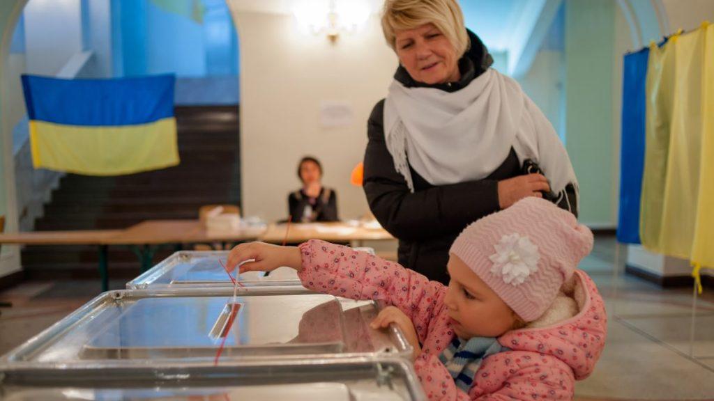 На місцевих виборах в Україні працюють понад 40 спостерігачів від 6 іноземних держав – ЦВК