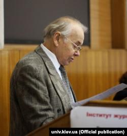 Професор Олександр Пономарів (1935–2020)
