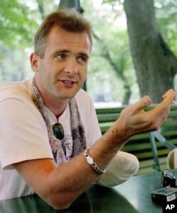 Журналіст Григорій Гонгадзе (1969–2000)