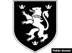Емблема 14-ї дивізії Ваффен-СС «Галичина». Галицький «Левик»