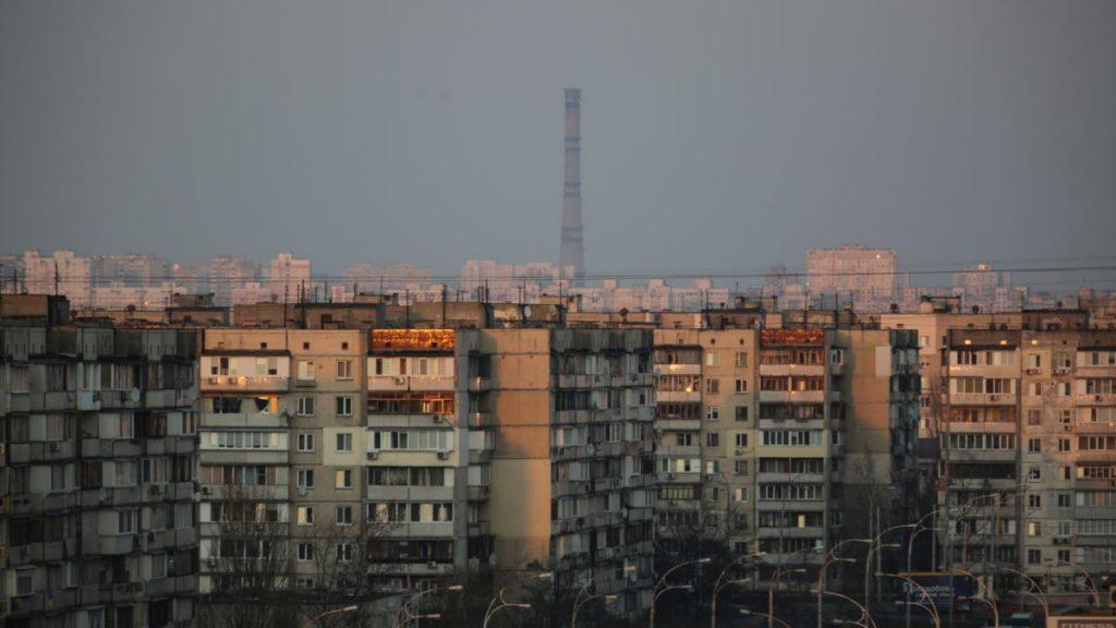 Тиждень у Києві гранично допустимі значення забруднення повітря були перевищені – метеорологи