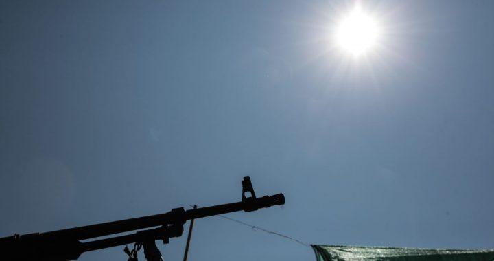 У штабі ООС повідомили про одне порушення режиму припинення вогню на Донбасі
