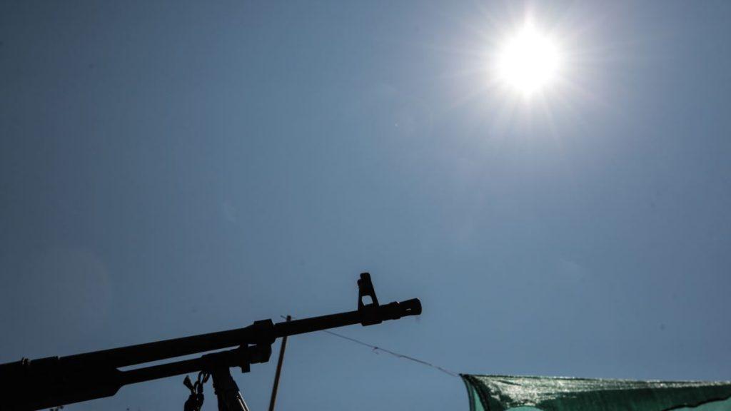 Від початку доби на Донбасі зафіксували одне порушення режиму тиші – штаб ООС