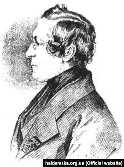 Український письменник Іван Борозна (1804–1858) зі Стародубщини