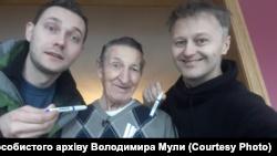 Володимир Мула, Волтер Грецкі та Микола Васильков