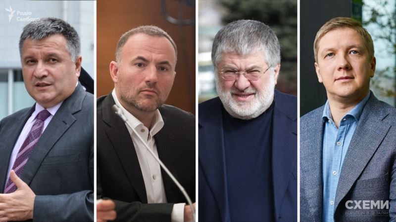 Попри обіцянку Зеленського високопосадовці продовжують непублічно зустрічатись із впливовими бізнесменами – «Схеми»