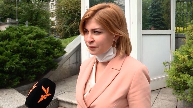 Рішуча реакція влади врятує «безвіз» – Ольга Стефанішина