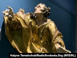 Скульптура Пінзеля «Святий Іоан»