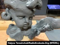 Тактильна скульптура «Херевим»