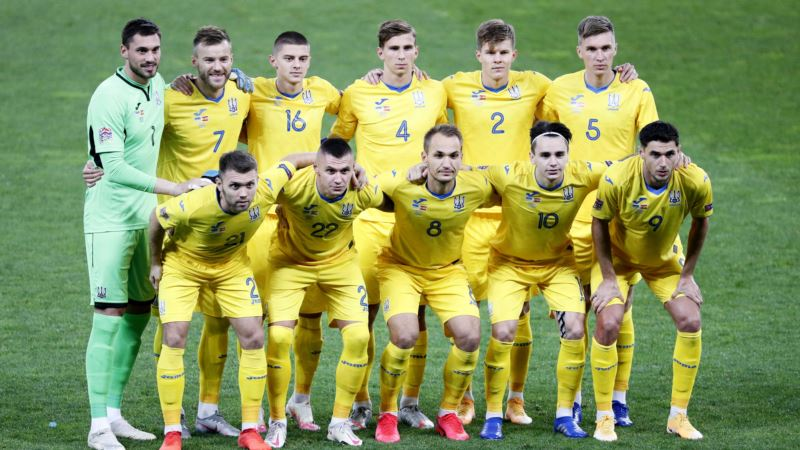 Україна програла Німеччині в футбольній «Лізі націй»