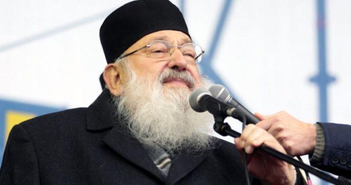 Патріарх на Майдані