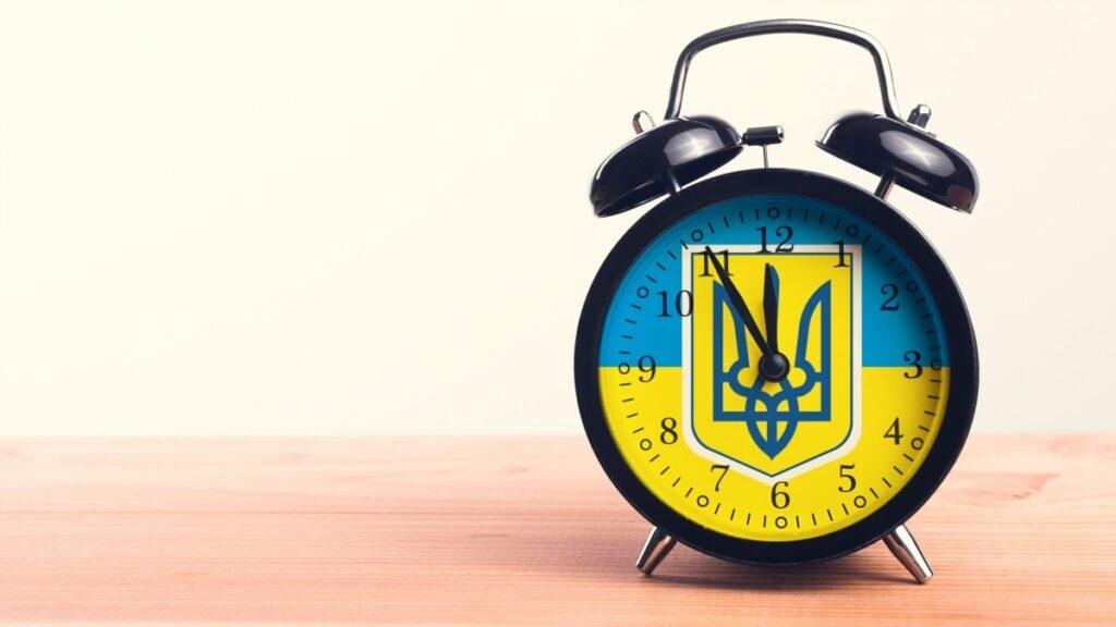 Найближчої ночі Україна перейде на літній час