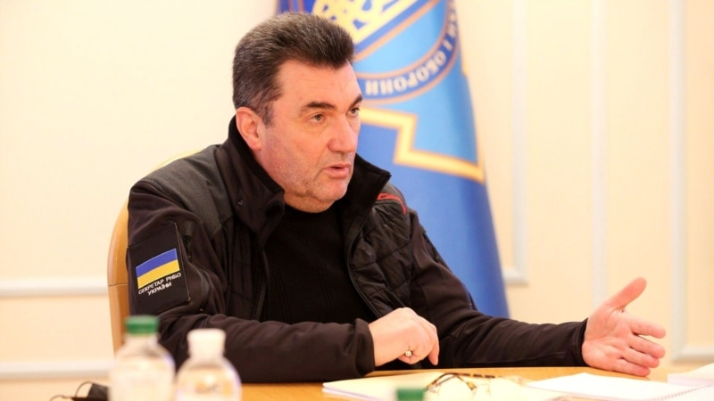 «В Україні несподівано з'явився новий політичний важковаговик – секретар РНБО Данілов»