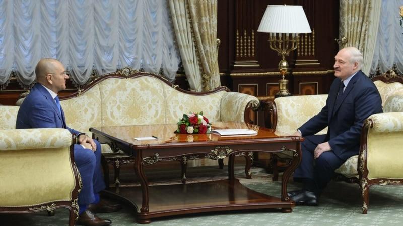 Візит депутата Шевченка до Білорусі і фіаско Лукашенка