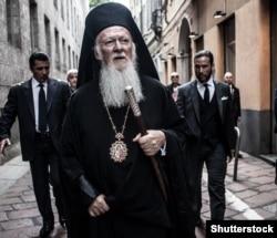 Вселенський патріарх Варфоломій (архівне фото)