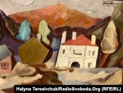Осип Васьків, «Краєвид», 1914–1920 роки