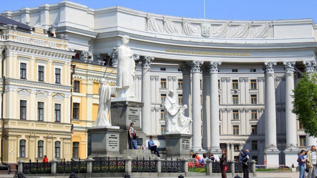 МЗС України: вимагаємо негайного звільнення Протасевича