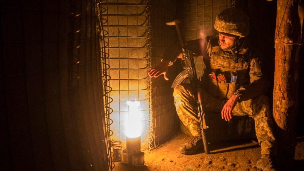 ООС: втрат серед українських військових немає, бойовики здійснили три обстріли