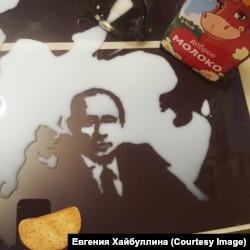 Путін з молока