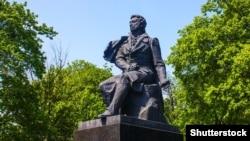 Пам'ятник Олександру Пушкіну в Києві