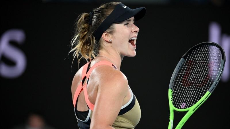 Теніс: Світоліна обіграла Мугурусу в 1/8 фіналу турніру в Римі