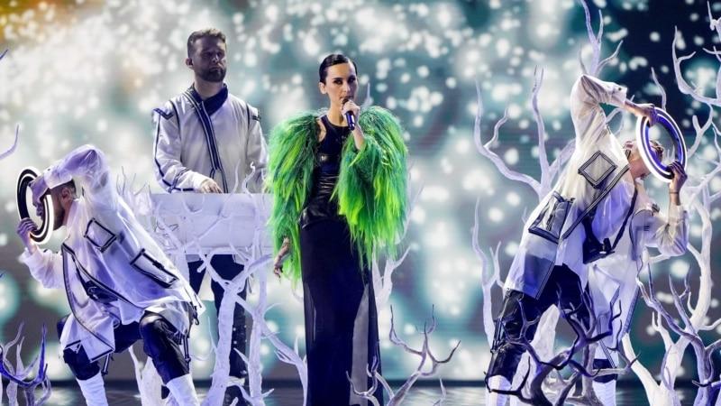 «Євробачення-2021»: виступ гурту «Go_A» – на другому місці за кількістю переглядів на YouTube