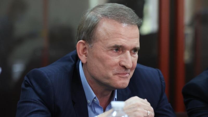 Журналісти оприлюднили ймовірні записи про передачу Медведчуку трубопроводу «Самара – Західний напрямок»