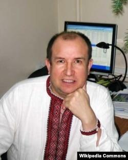 Микола Железняк
