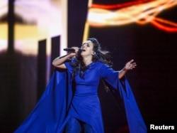 Джамала (Сусанна Джамаладінова) своєю піснею нагадала про трагедію кримськотатарського народу на «Євробаченні-2016» у Стокгольмі