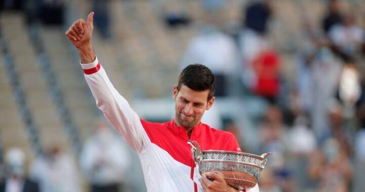Теніс: Джокович вдруге у кар'єрі тріумфує на Roland Garros