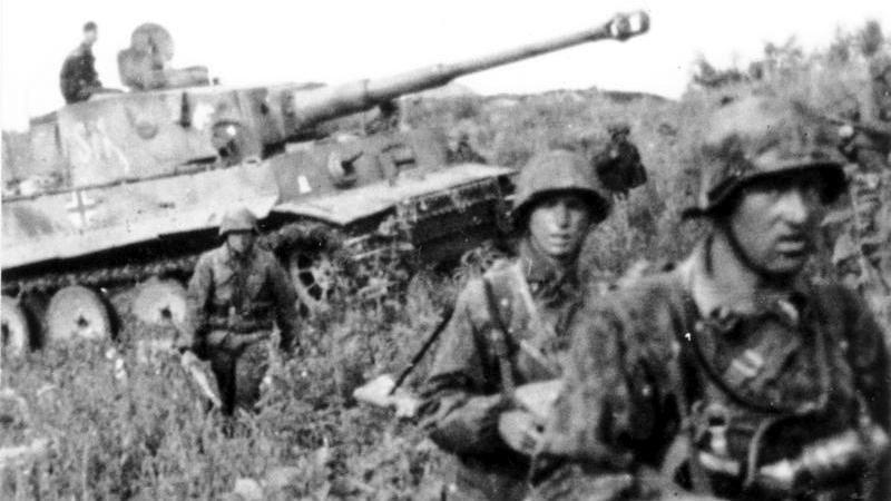 Відступ нацистів зі Східної України 1943 року