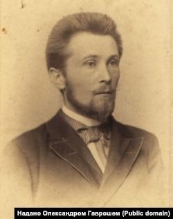 Володимир Гнатюк (1871–1926) – український етнограф, фольклорист, мовознавець, літературознавець, мистецтвознавець, перекладач та громадський діяч
