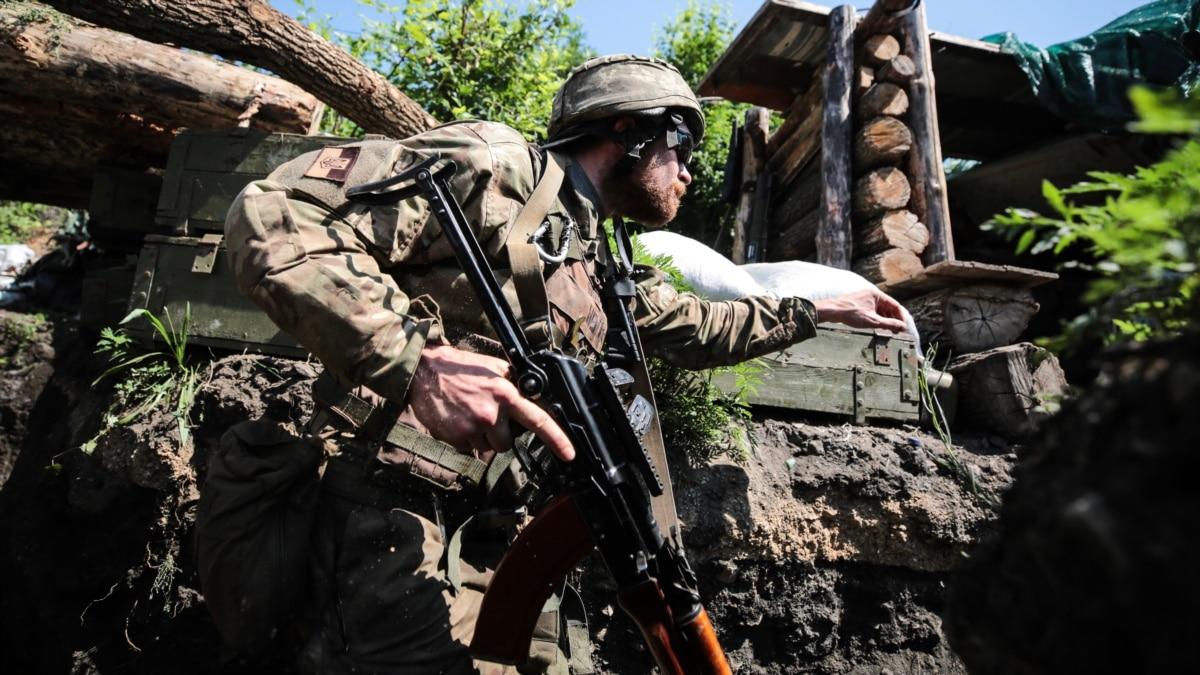 Бойовики на Донбасі двічі порушили режим припинення вогню з початку доби – штаб ООС