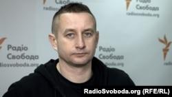 Письменник і громадський активіст Сергій Жадан