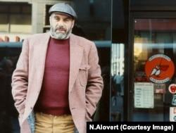 Сергій Довлатов. Нью-Йорк, 1989 рік. Фото Н. Аловерт