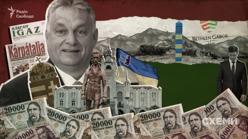 «Орбан. Гроші. Закарпаття»