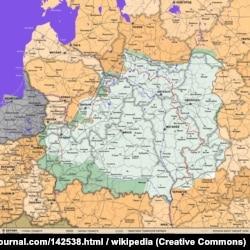 Згідно з дослідженнями білоруського етнографа Юхима Карського 1903 року, Берестейщина не була білоруською етнічною територією