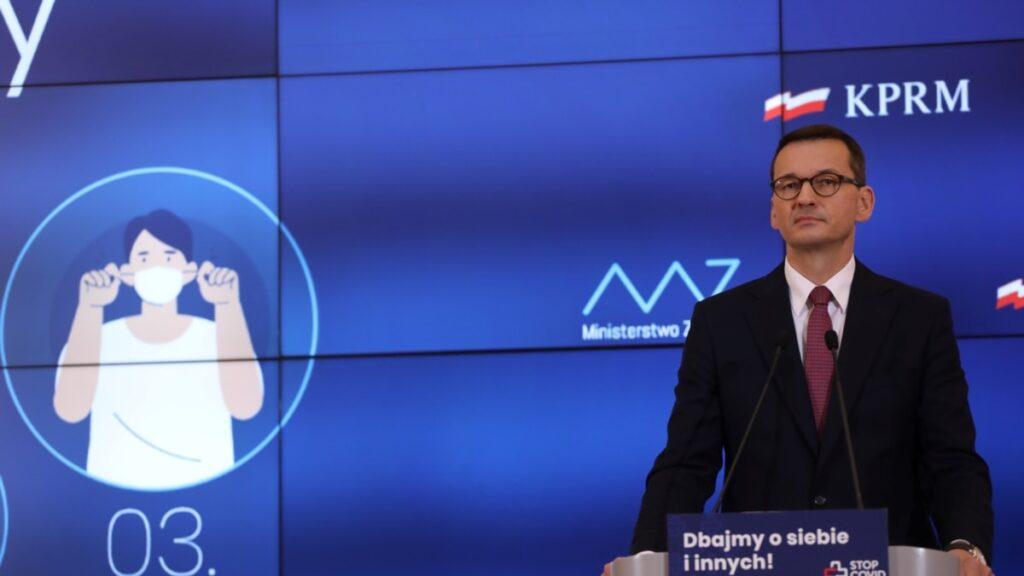 Прем'єр Польщі «висловив незгоду» з позицією її союзників щодо «Північного потоку-2»