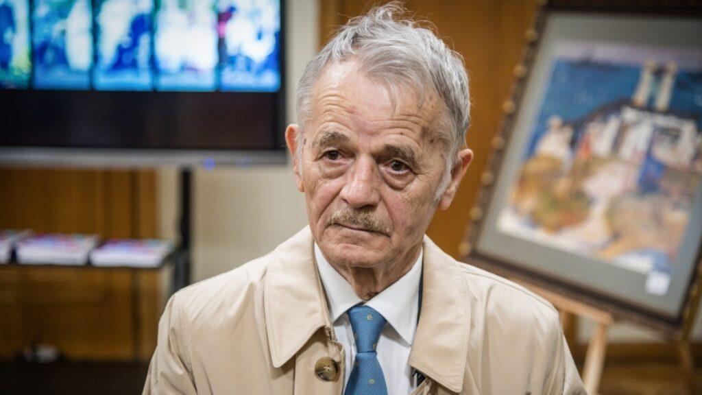 Росія вимагає прибуття Джемілєва на суд над ним до Криму, куди сама заборонила йому в'їзд