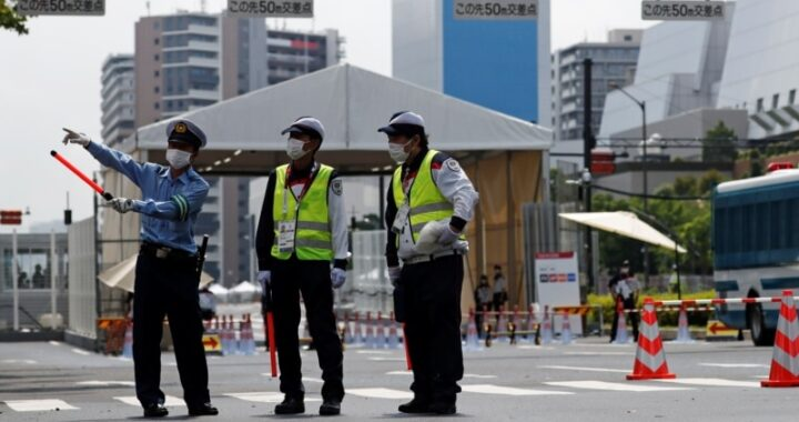 У Олімпійському селищі в Токіо виявили перші випадки зараження COVID-19