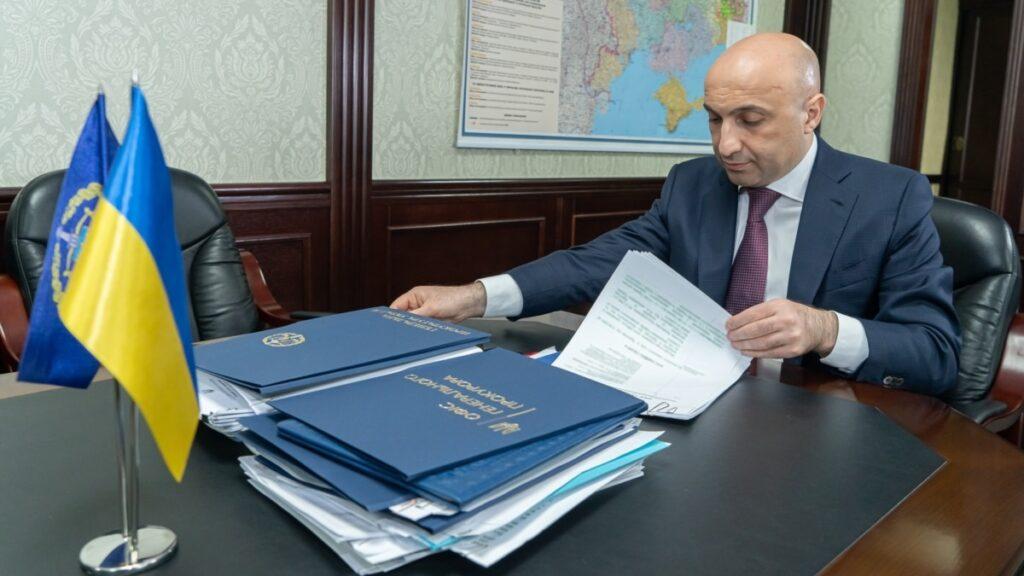 Венедіктова забрала в Мамедова всі департаменти – наказ про розподіл обов'язків