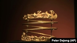 «Cкіфське золото» – скарби Криму – фотогалерея