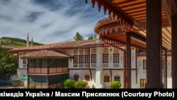 Ханський палац. Бахчисарай