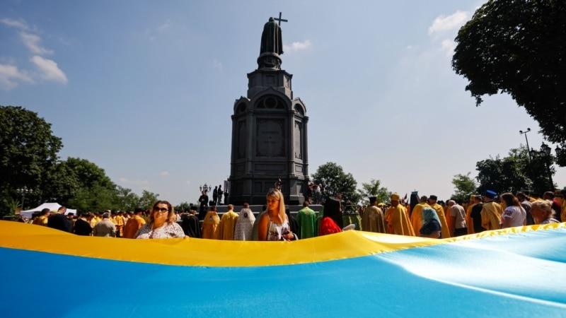 Заходи ПЦУ з нагоди хрещення Руси-України завершилися без порушень – поліція Києва