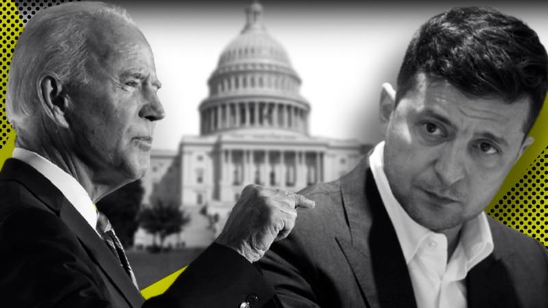 Байден може відновити і підтвердити лідерські позиції США, підтримавши Україну у протистоянні з Росією